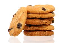 Free Chip Cookies Stock Photo - 7902240