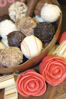 Valentines Chocolates Royalty Free Stock Image