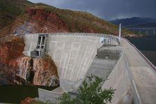 Free Rosvelt Dam Stock Photos - 7903493