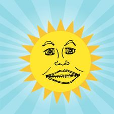 Free Sun Royalty Free Stock Photography - 7904167