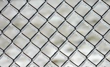 Free Frozen Fence Stock Photo - 7904850