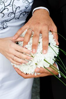 Free Bridal Bouquet Stock Photos - 7905533
