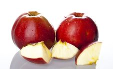 Free Apples Stock Photography - 7906452