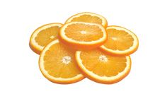 Free Slice Of Orange. Stock Photography - 7906502
