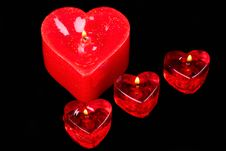 Free Candles Royalty Free Stock Photography - 7907697