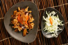 Free Asian Mushrooms Stock Photo - 7908470