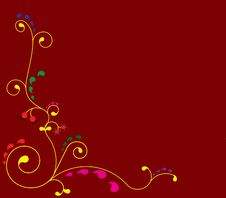 Free Ornament Stock Photo - 7908870