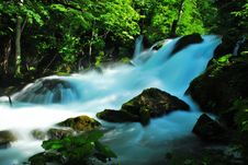 Free Waterfall Stock Photo - 7909600