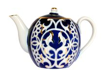 Free Teapot For Green Tea Royalty Free Stock Photography - 7909827