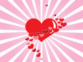 Free Red Heart Of Love Royalty Free Stock Image - 7918336