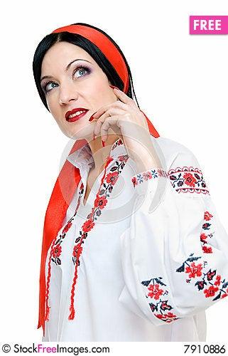 Password Ukraine Woman Looks 108