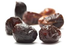 Free Dried Dates Royalty Free Stock Photo - 7910035