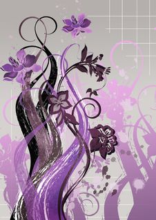 Free Floral  Abstraction Stock Photo - 7910100