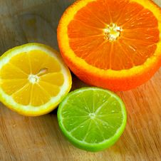 Free Citrus Fruits Stock Images - 7910234