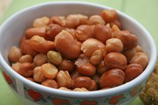 Free Beans And Chickpeas Stock Photography - 7910672