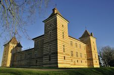 Free The Castle Of Laréole Stock Photography - 7910912