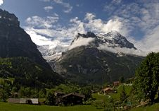 Free Switzerland Mountain Royalty Free Stock Photos - 7911488