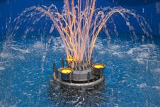 Free Modern Fountain Stock Images - 7912034