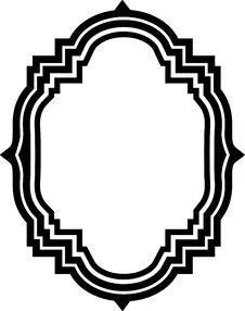 Free Decorative Frame Stock Image - 7912381