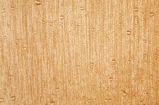 Abstract Wood Texture With Water-drops Royalty Free Stock Photos