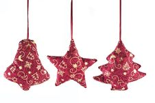 Free Christmas Decorations Royalty Free Stock Images - 7912759