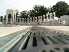 Free World War II Memorial Stock Images - 7912884