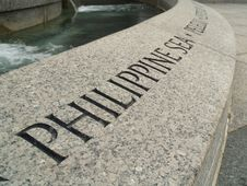 Free World War II Memorial - Philippine Sea Royalty Free Stock Photos - 7912958
