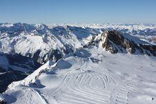 Free Austria. Mountains. The Alpes. Royalty Free Stock Photos - 7913388