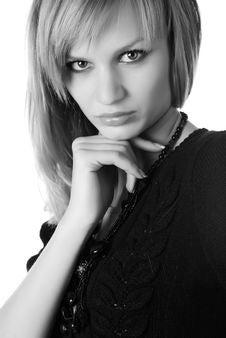Free Beautiful Blond Woman Stock Images - 7914814