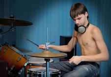 Free Drummer Stock Images - 7914964