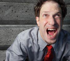 Free Screaming Man Stock Photos - 7916823