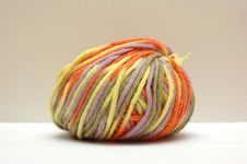 Free Colorful Yarn Royalty Free Stock Photo - 7917685