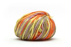 Free Colorful Yarn Royalty Free Stock Image - 7917686