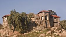 Free Rock Castle House Stock Photography - 7917842