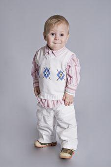 Free Crying Baby Boy Royalty Free Stock Image - 7918116
