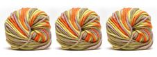 Free Colorful Yarn Stock Photography - 7918162
