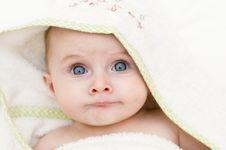 Free Baby Bath Royalty Free Stock Photos - 7918588