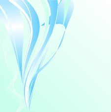 Free Light Blue Abstract Background Stock Images - 7918674