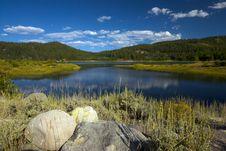 Free Mountain Lake Royalty Free Stock Image - 7918966