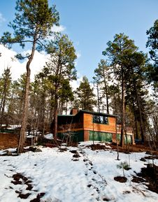 Free Cabins Stock Photography - 7919402