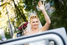 Free Bride Royalty Free Stock Photography - 7920217