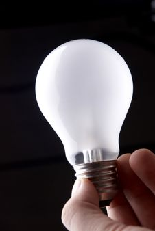 Free Light Bulb Royalty Free Stock Images - 7921249