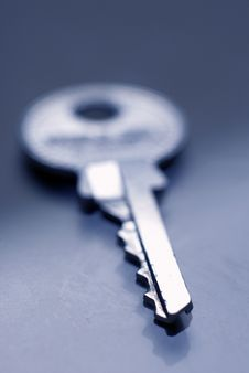 Free A Key Stock Photo - 7921270