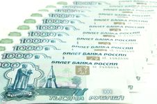 Free Russian Money Royalty Free Stock Images - 7921509