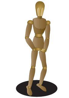 Free Woodman Model Royalty Free Stock Photos - 7921588
