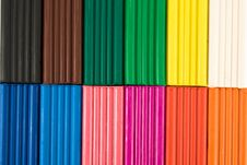 Free Plasticine. Stock Images - 7922114