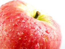 Free Red Apple Royalty Free Stock Image - 7922316