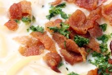 Free Bacon And Eggs Royalty Free Stock Photo - 7922385