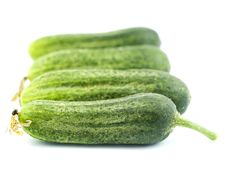Free Green Cucumber Royalty Free Stock Image - 7922586
