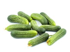 Free Green Cucumber Stock Photo - 7922600